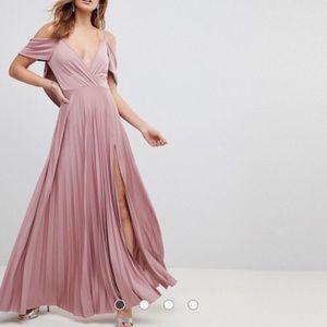 Mauve/Dusty Rose ASOS Dress
